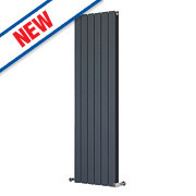 Ximax Oceanus Horizontal/Vertical Designer Radiator Anthracite 1500x445mm