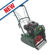 Webb WEC14K 35cm hp 98cc Self-Propelled Cylinder Petrol Lawn Mower