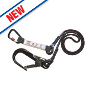 JSP Pioneer Single Fall Arrest Lanyard 2m