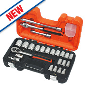 "Bahco ½"" 24pc Socket Set"