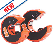 Bahco Automatic Pipe Cutters 15 & 22mm Twin Pack
