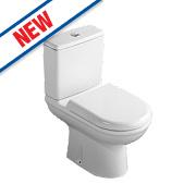Ideal Standard Della Close Coupled Toilet Dual Flush 6Ltr