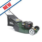 Webb WERR19 48cm hp 190cc Self-Propelled Rotary 2-in-1 Petrol Lawn Mower