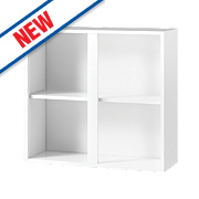 White Kitchens Wall Cabinet 800 x 282 x 738mm