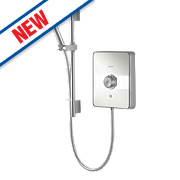 Aqualisa Lumi Electric Shower Chrome / Glass 9.5kW