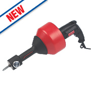 Rothenberger Rospimatic Auto Feed Drain Cleaner 8mm x 7.5m