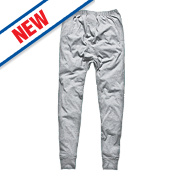 "Dickies FR6601 Modacrylic Base Layer Long Johns Grey 44"" W 27¾"" L"