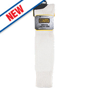 Sock Shop Protective Knee-High Socks Cream Size 6-11 Pair