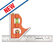 """Bahco Combination Square 6"""" (155mm)"""