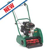 Webb WEC14L 35cm hp 87cc Self-Propelled Cylinder Petrol Lawn Mower