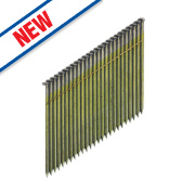 DeWalt Collated Framing Stick Nails Galvanised 2.8ga 50mm Pack of 2200