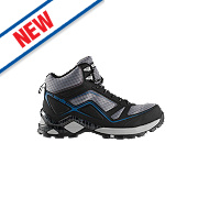 Scruffs Speedwork Safety Hiker Boots Black Size 7