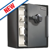 Sentry Safe 56.6Ltr Electronic Fire Safe Extra Large 472 x 490 x 605mm