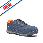 Scruffs Halo Safety Trainers Navy Size 7