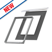 Velux BDX CK02 2000 Single Window Insulation & Felt Collars 550 x 780mm