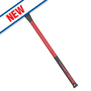 Forge Steel Fibreglass Sledge Hammer 14lb