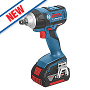 Bosch GDS 18-VEC250 18V 5.0Ah Cordless Brushless Impact Wrench