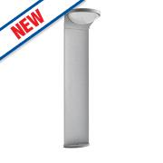 Philips Dust Grey LED Post Light 270Lm 1.5W