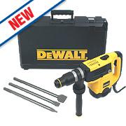 DeWalt D25820KIT-LX 5kg SDS Max Chipping Hammer 110V