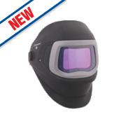 3M Speedglas 9100 FX Welding Helmet Black / Grey