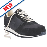 Site Charcoal Safety Trainers Black Size 8