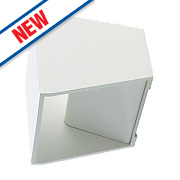 Luceco LED Wall Light White 200Lm 4W