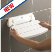 Mira Shower Seat White 355mm