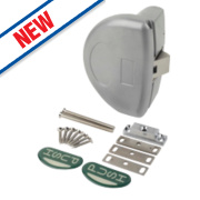 Eurospec XIA5002SV Reversible Push Pad Rim Latch