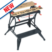Black & Decker WM825-XJ Workmate Black 19kg