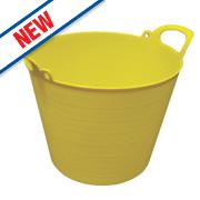 NDC Polythenes Flexi-Tub Yellow 26Ltr