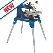 Scheppach DS405 406mm Scroll Saw & MT 60 Leg Stand 230V