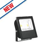 Enlite LED Adjustable Floodlight 100W Black