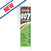 Evo-Stik 007 All-in-One Sealant & Adhesive Clear 290ml