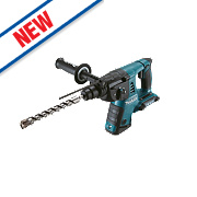 Makita DHR263ZJ Twin 18V Li-Ion 4.6kg Cordless SDS Plus Hammer Drill - Bare