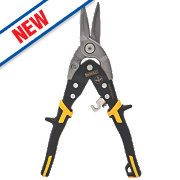 "DeWalt Straight Tin Snips 9½"" (243mm)"