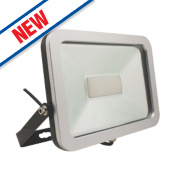 Brackenheath ispot LED Floodlight 50W Black