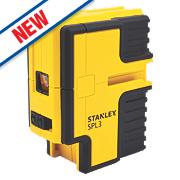 Stanley SPL3 3-Spot Laser Level