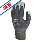 Skytec Ultimus Gloves Black/Light Grey Large