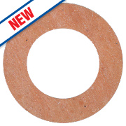 "Arctic Products Fibre Pillar Tap Washers Blue ½"" Pack of 2"