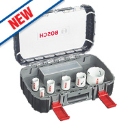 Bosch Progressor Holesaw Set 9Pcs