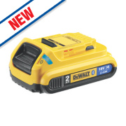 DeWalt DCB183B-XJ 18V XR 2.0Ah Li-Ion Tool Connect Bluetooth Battery