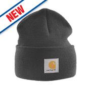 Carhartt A18 Beanie Hat Black