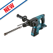 Makita DHR264ZJ Twin 18V Li-Ion 4.7kg Cordless SDS Plus Hammer Drill - Bare