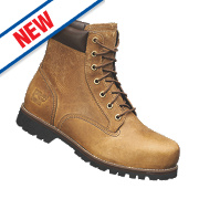 Timberland Pro Eagle Safety Boots Camel Size 7