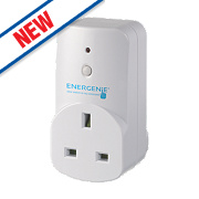 Energenie MiHome 13A Adaptor Sockets Pack of 3