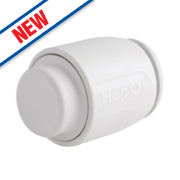 Hep2O Demountable Stop Ends 15mm Pack of 10