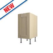 Oak Kitchens Shaker 400 Base/Wall Door 396 x 732mm