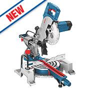 Bosch GCM800SJ1 216mm Sliding Mitre Saw 110V