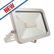 Brackenheath ispot LED Floodlight 30W White