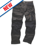 Scruffs 3D Trade Trousers Graphite 32